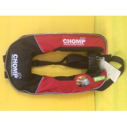Child Lifejacket, Automatic CO2 Gas Inflatable, 80N (80kg), 3 seconds in water the jacket automatically inflates